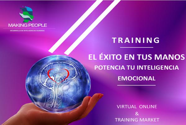 Puedes tener el éxito en tu manos, potenciando tu inteligencia emocional