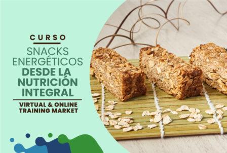 Curso 5: Snacks energéticos desde la nutrición integral