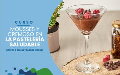 Curso 8: Mousses y cremosos en la pastelería saludable