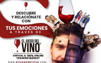 El Juego del vino – Descubre tus emociones