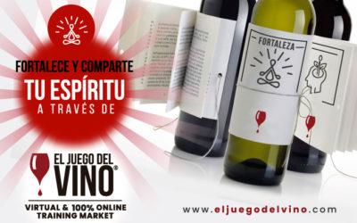El Juego del vino Fortalece tu espíritu