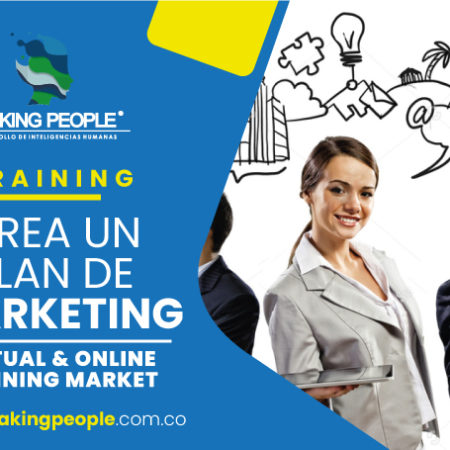 Crea un plan de marketing