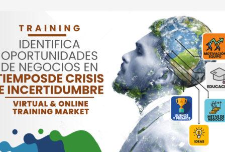 Identifica oportunidades de negocios en tiempos de crisis e incertidumbre