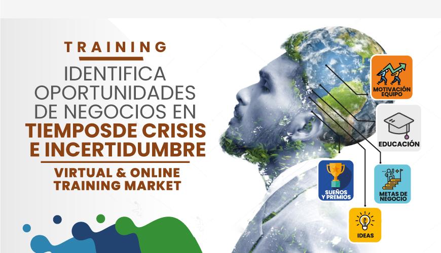 Identifica oportunidades de negocio en tiempos de crisis e incertidumbre