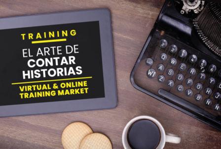 El arte de aprender a contar historias