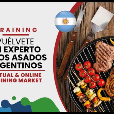 Vuélvete un experto en asados argentinos