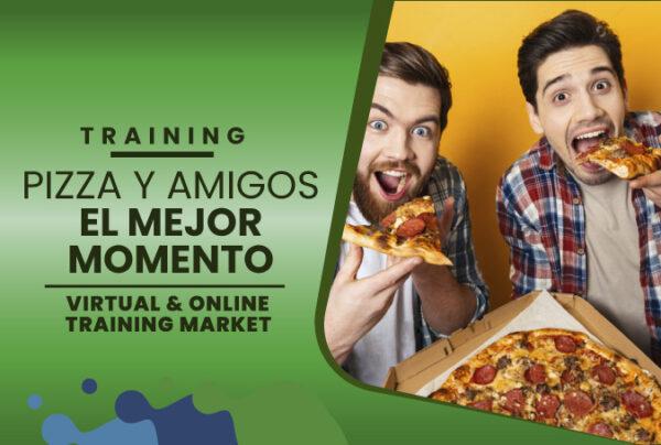 Vuélvete experto en Pizza y amigos el mejor momento a la parrilla