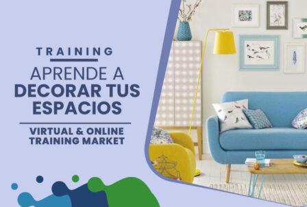 Desarrolla tu propio estilo Aprende a decorar tus espacios