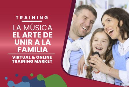 La música, un arte para toda la familia